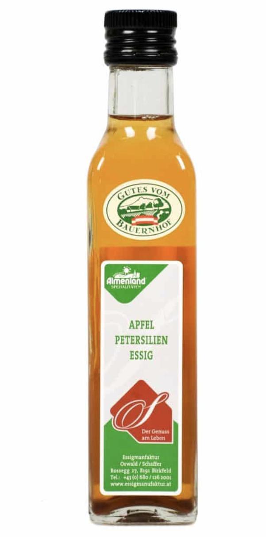 Apfel-Essig Sorten