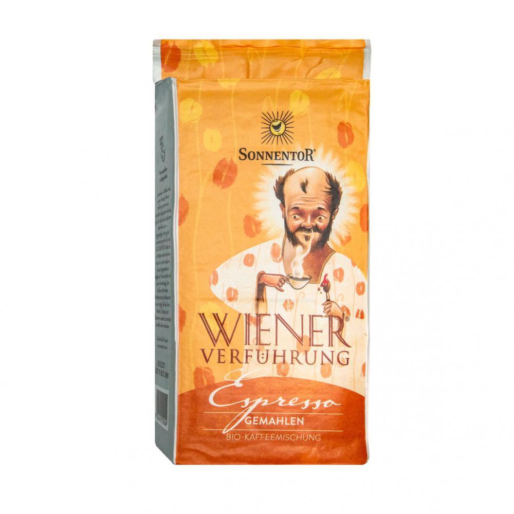 """Espresso gemahlen """"Wiener Verführung"""""""