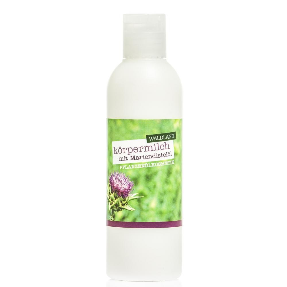 Mariendistelöl-Körpermilch