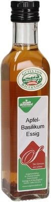 Apfel-Basilikum Essig