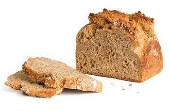 Dinkel-Einkorn-Amaranth Brot
