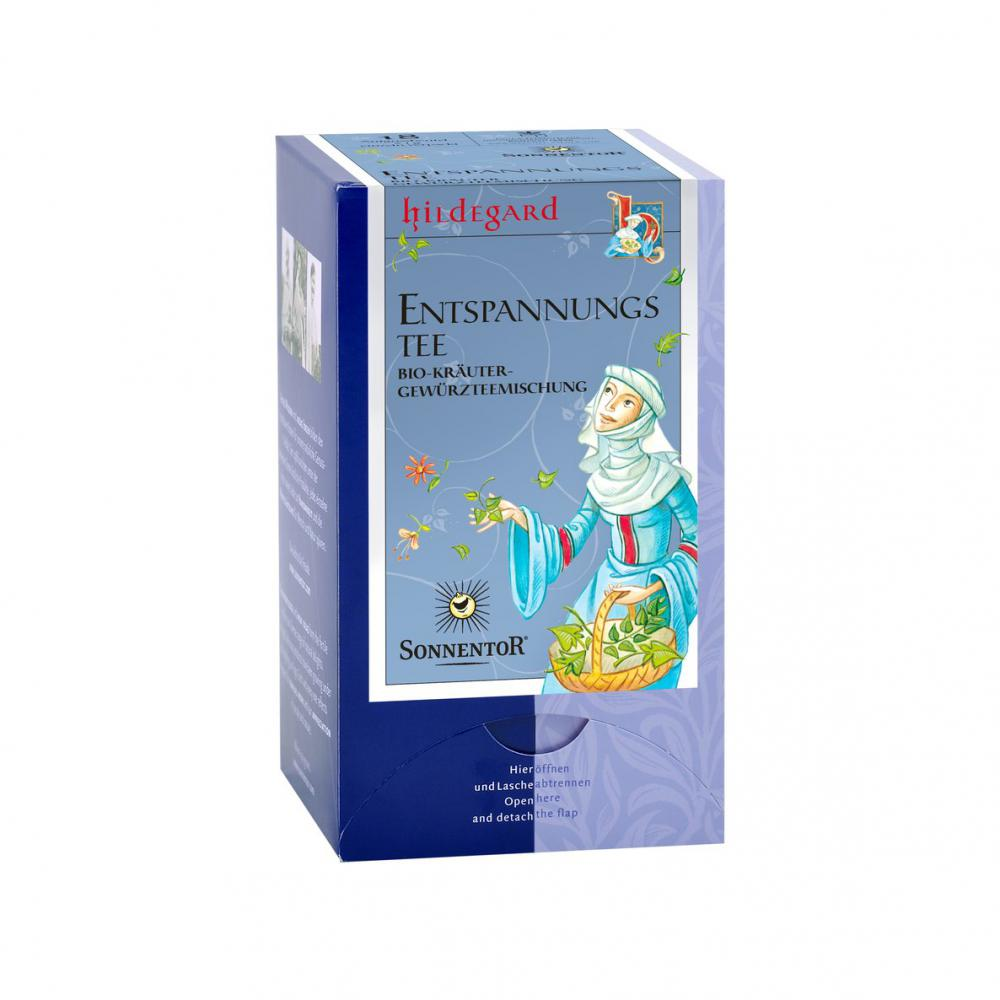 Entspannungs-Tee Hildegard