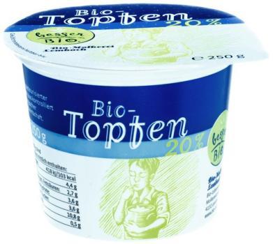 Bio-Topfen