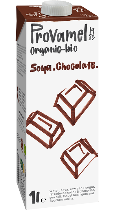Sojadrink Schokolade
