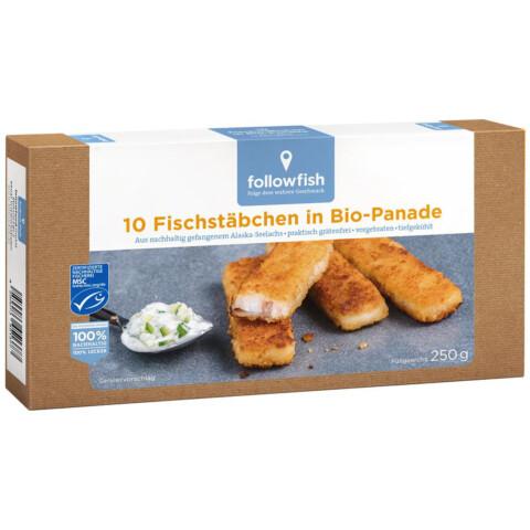 TK Fishstäbchen 10 Stück