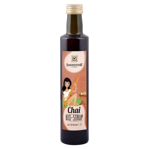 Chai Sirup Sonnentor