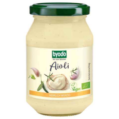 Veganer Aioli