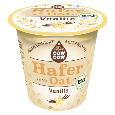 Haferjoghurt Vanille 150 gr