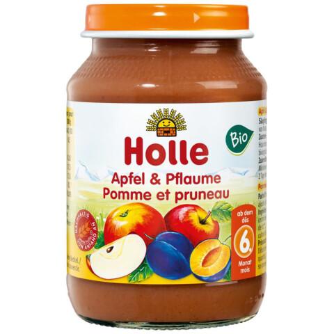 Apfel & Pflaume 6M+