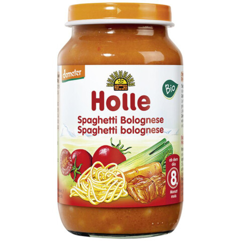 Spaghetti Bolognese 8M+