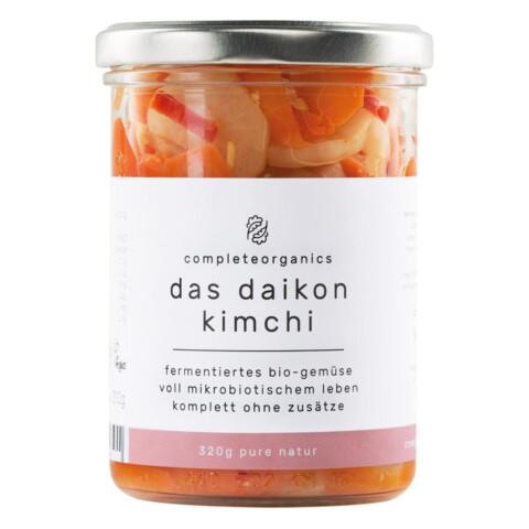 Das Daikon Kimchi